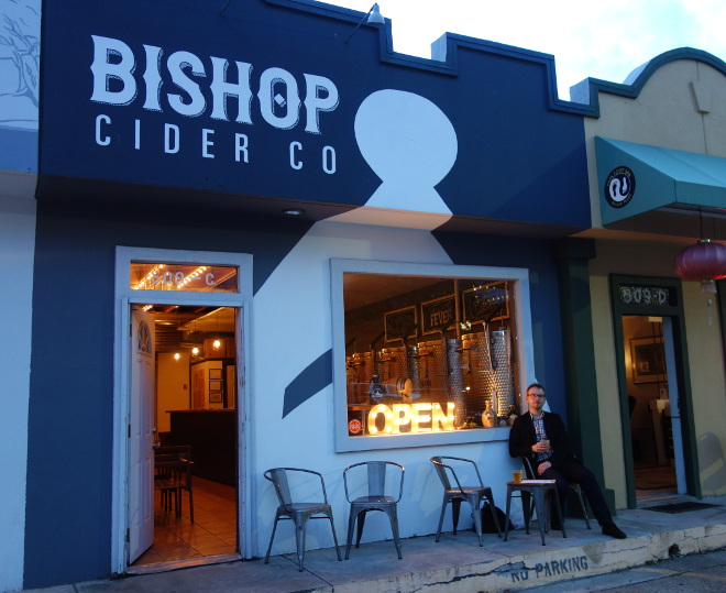 Kaleandtell - Bishop Cider Co