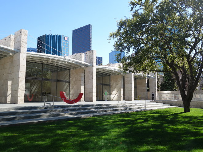 Kaleandtell - Nasher Sculpture Center, Dallas, Texas